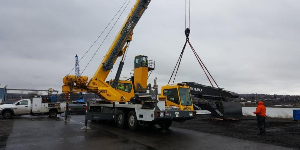 2017-03-08 13.06.13 Volvo Assembly @ Port of Lewiston